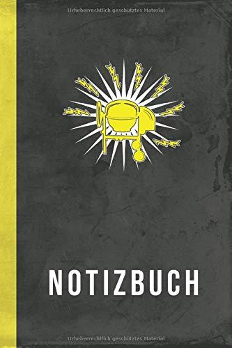 Notizbuch: Straßenbau (Bauwirtschaft Schreibwaren) (German Edition)