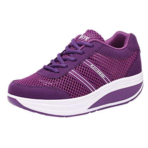 Posional Hombre Mujer Zapatillas de Deporte Calzado Deportivo Aptitud Running Sports Trainers Gimnasio Air Cushion Zapatos para Correr