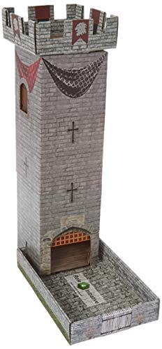 Visit the Role 4 Initiative Castle Keep Dice Tower on Amazon.