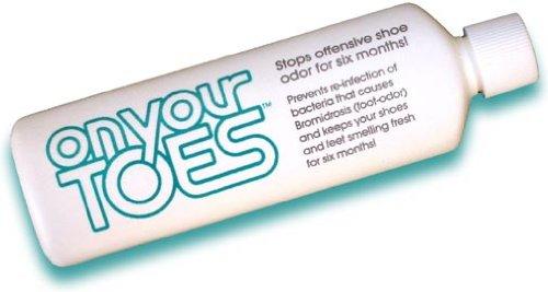 On Your Toes - Polvos para el olor de pies