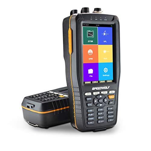 SPEEDWOLF 1310/1550nm 22/20dB Handheld 4in1 OTDR...