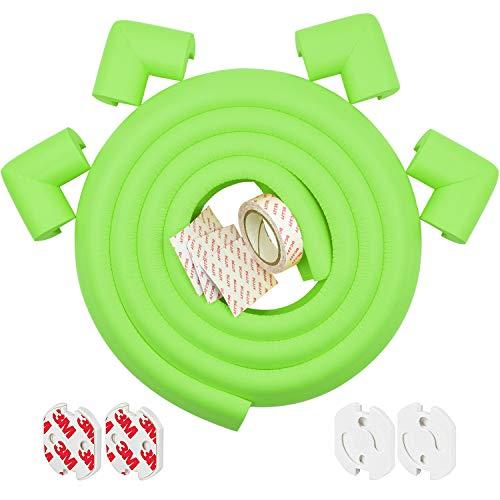 Protecteur Anti-Collision pour B/éb/é Yanhonin Couvercle De S/écurit/é en Silicone pour Porte Produits De Protection des Enfants