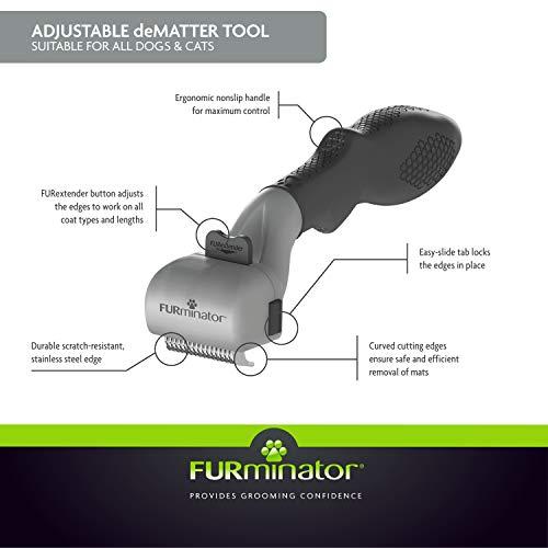 FURminator DeMatting Tool