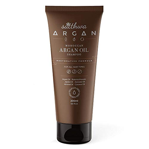 Satthwa Argan Oil Shampoo (200ml)