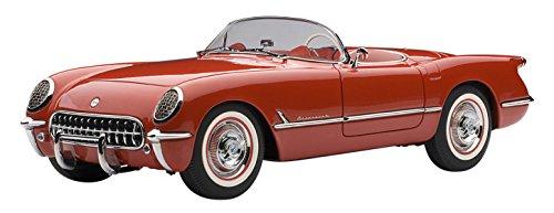 AUTOart 71082 1/18 - Millennium: Chevrolet Corvette 1954, Red