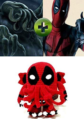 Muneco Deadpoolthulhu (Deadpool+Cthulhu)