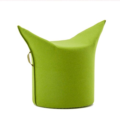 Werther – Die Möbelmanufaktur Zipfel Hocker 78 x 43 cm, h 54 cm - grün