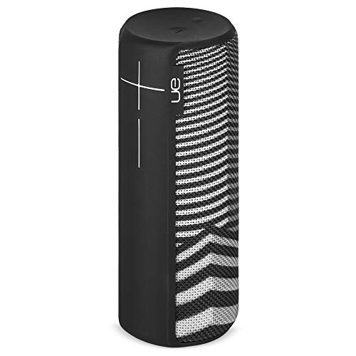 UE Boom 2 Downtown Deco BW Wireless Mobile Bluetooth Speaker Waterproof and Shockproof (Renewed)