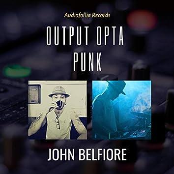 Output Opta Punk