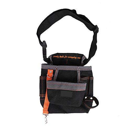 Wincal Werkzeugtasche, 8 Taschen Gürtel Werkzeugtaschen Verstellbare tragbare Tasche...