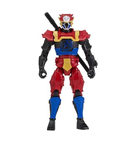 Power Rangers 43938 Blue Lion Fire Armour Figur