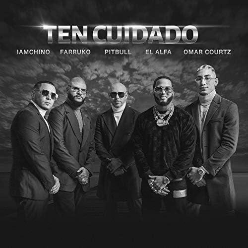 Pitbull, Farruko & IAmChino feat. El Alfa & Omar Courtz