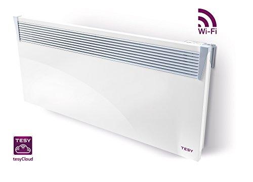 Wandkonvektor Digital mit WIFI Modul 1000-3000 W Elektroheizung Heizkörper Heizgerät Leistung WIFI-2500 Watt