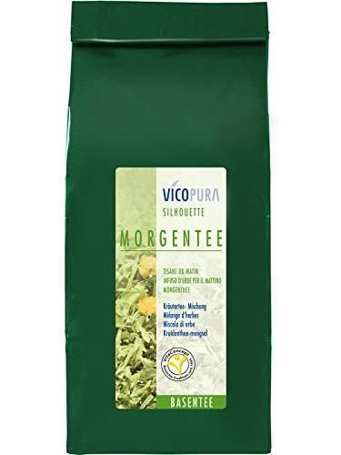 VICOPURA Morgentee, Basentee, Basenkur, Entschlackung und Entsäuerung, 250 g