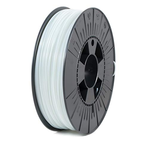 ICE Filaments ICEFIL1PLA041 PLA filamento, 1.75mm, 0.75 kg, Fluo Cunning Clear