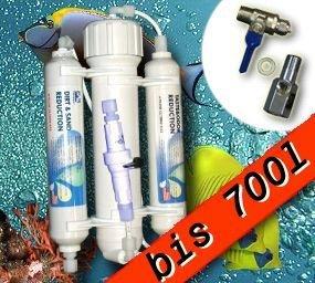 OCS.tec Umkehrosmose Osmoseanlage Osmose Filmtec Membran Salzwasser Wasserwechsel RO-700 U07