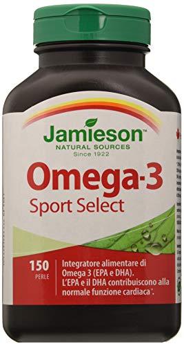 Jamieson Omega 3 Sport Select 150 Perle - 225 Gr