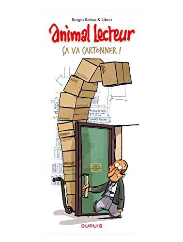 Animal lecteur - tome 1 - Ça va cartonner ! T1
