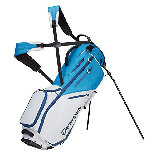 TaylorMade FlexTech Tasche mit Ständer, blau, Einheitsgröße