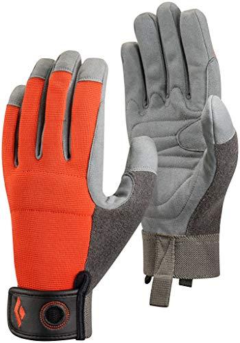 Black Diamond - Crag - Gants - Mixte Adulte - Orange (Octane/gris) - L