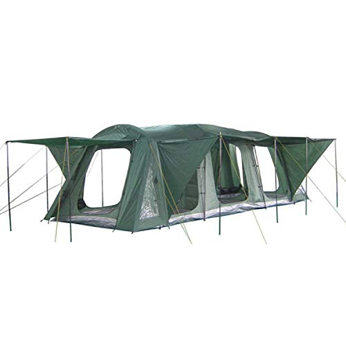 Skandika Gettysburg 8 Person Family Tunnel Tent
