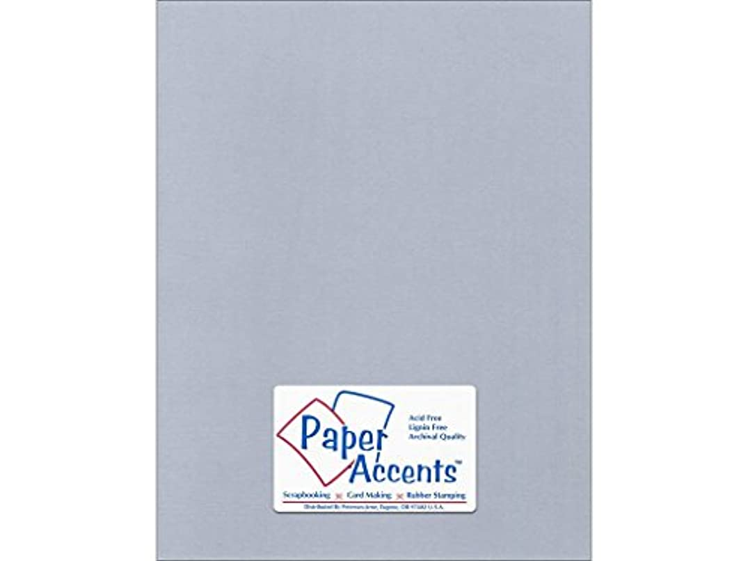 Accent Design Paper Accents Cdstk Canvas 8.5x11 80# Dovetail