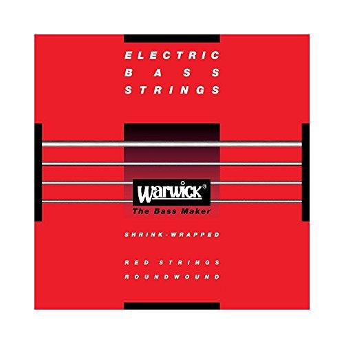 Warwick Red Níquel Bajo Eléctrico 5-cuerdas M Low B