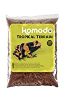 Natural substrate Ideal for woodland or rainforesr habitats Chosen by professional breeders worldwide Encourages natural burrowing behaving. Chosen by professional breeders worldwide, it encourages natural burrowing behaving