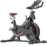 Bicicleta estática fitness bicicletas Trainer, equipamiento deportivo, variador ajuste Resistencia, Equilibrio de ajuste del dispositivo, completamente rodeado del volante, con un cómodo cojín de asie