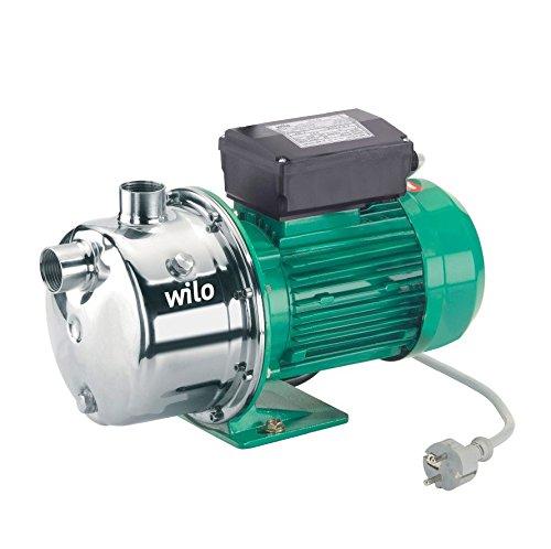 Wilo-Pumpe mit kaltem Wasser-Verteilung von Wasser-Pumpe monocellulaire Selbstansaugende jet-Wilo WJ 203 x tri