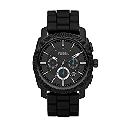 Fossil watch for sexy casual outfits