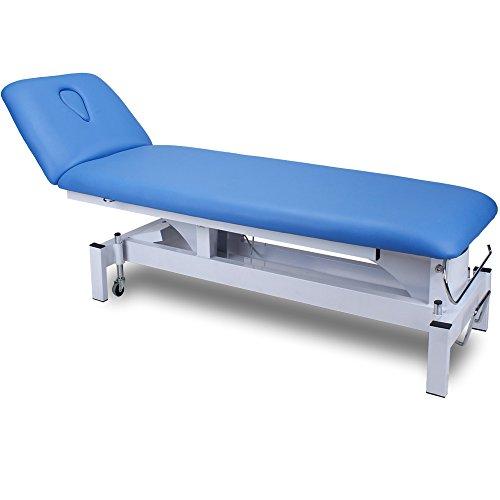 Camilla de masaje terapia mesa de masaje cama fisioterapia tratamientos eléctrica sofá 72301 ⭐