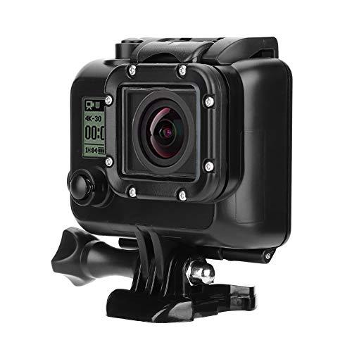 DAUERHAFT Carcasa de Buceo Carcasa Impermeable para cámara Carcasa de 3 Capas Revestimientos, para Go-Pro Hero 3/3 + / 4