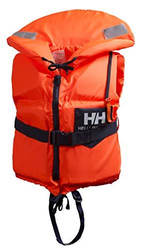 Helly Hansen - Navigare, Giubbotto salvagente, Arancione (Fluor Orang), 40/60 kg