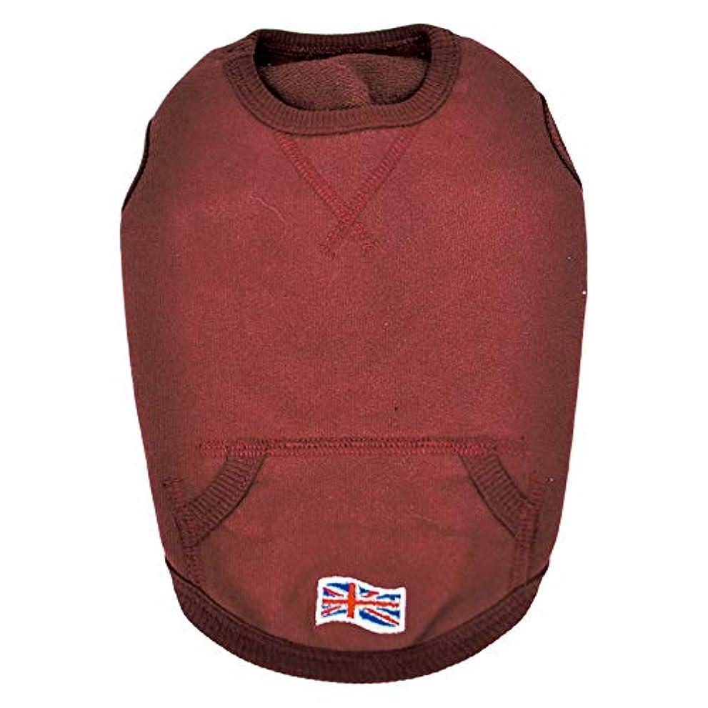 カウンターパート楽観的酔うラディカ M2022 ポケット刺繍タンク M レッド(3)