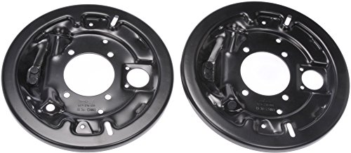 Dorman 924-218 Brake Backing Plate for Select Chevrolet / GMC Models, 1 Pair