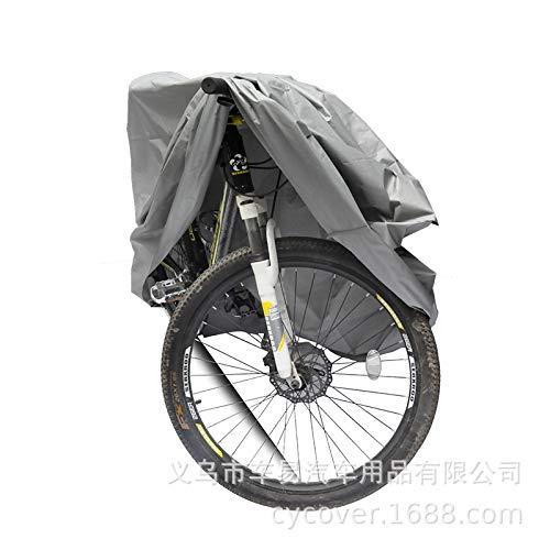 Basa tuinmeubelhoes, zonwering voor mountainbike, eenvoudige meubels ter bescherming tegen stof 210*120CM