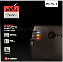 Fortin EVO-NIST1 Stand-Alone Add-On Remote Start Car Starter System For Infiniti Nissan Push-To-Start Vehicles