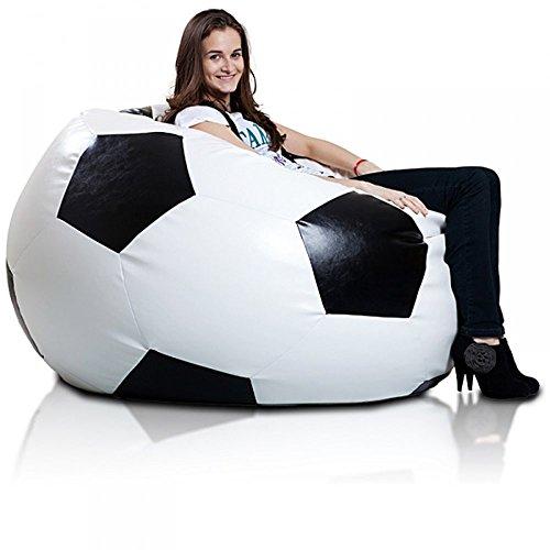 JUSTyou Pelota de fútbol XXXL Puff...