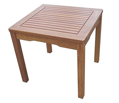 SEDEX Cambridge Gartentisch Beistelltisch Holztisch Tisch Bistrotisch Campingtisch FSC® 100% Eukalyptusholz