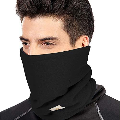 Fleece Ski Face Mask Neck Warmer Gaiter Mask Cover for Winter Cold Weather & Keep Warm
