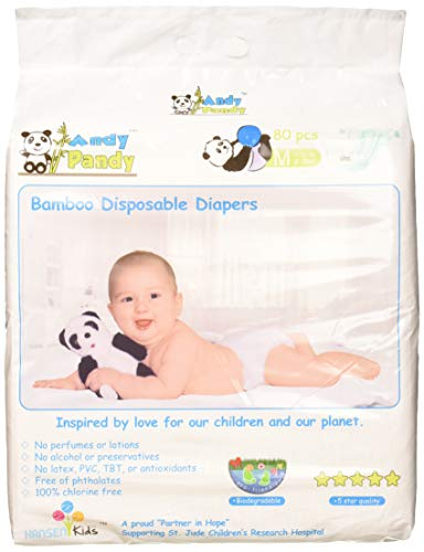 Andy Pandy Diapers Product Image