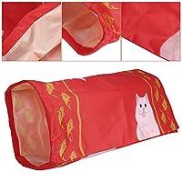 猫のトンネルのおもちゃ、猫のトンネル、猫のチューブのトンネル猫の遊びのトンネル、猫のテントインタラクティブな猫のおもちゃペットのための猫(Cat tunnel)