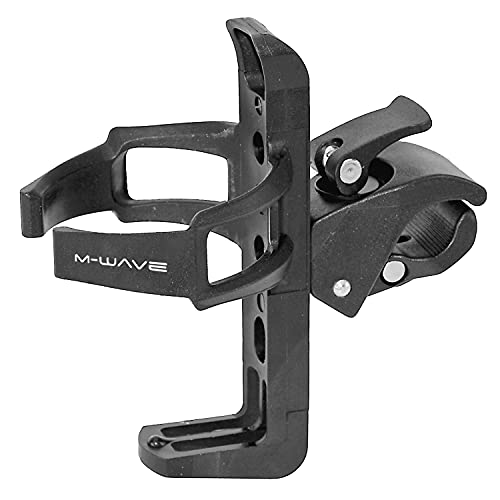 m wave bicycle water bottle holders M-Wave Quick Release & Universal Mount Water Bottle Cage