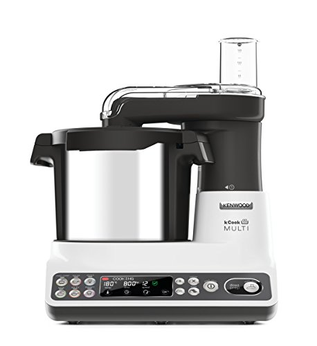 Kenwood KCook Multi CCL401WH - Robot de cocina multifunción