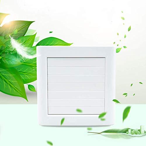 Extractor De Aire, Extractor Cocina Ventilador de escape, ventilador de pared Ventilador de escape ventilador de ventilación, ventana Agujero redondo Cocina / Aseo ventilador ventilador (Tamaño: 6 pul