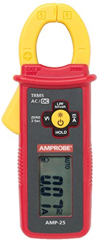 Amprobe AMP-25 TRMS Mini Clamp