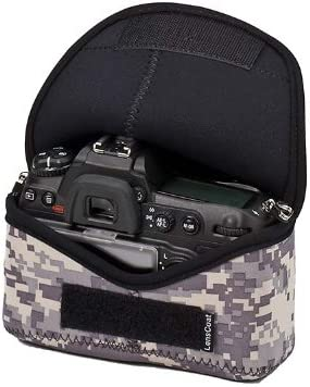 LensCoat BodyBag camouflage neoprene bag camera Animer and price revision Ranking TOP10 body protection