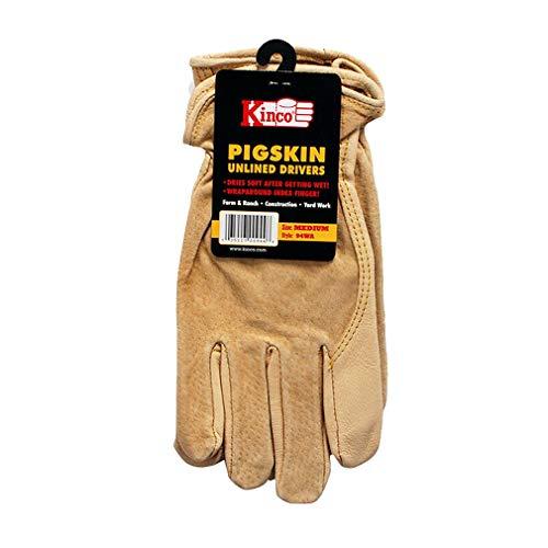 Kinco Gloves キンコグローブ グレインピッグスキングローブ M