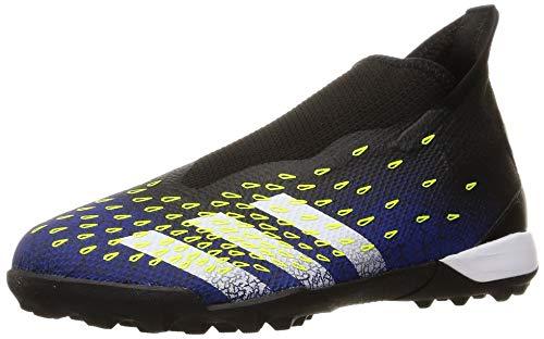 adidas Predator Freak .3 LL TF, Zapatillas de fútbol Hombre, NEGBÁS/FTWBLA/Amasol, 41 1/3 EU